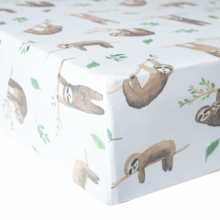 Noah Premium Crib Sheet by Copper Pearl in Victoria BC