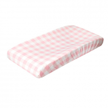 London Premium Diaper Changing Pad Cover by Copper Pearl in Hope Ar