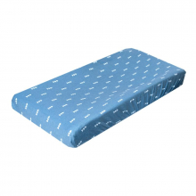 North Premium Diaper Changing Pad Cover by Copper Pearl in Hope Ar