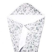 Alta Premium Knit Hooded Towel