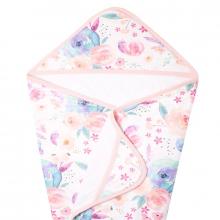 Bloom Premium Knit Hooded Towel