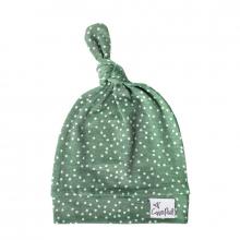 Juniper Newborn Top Knot Hat by Copper Pearl