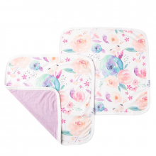 Bloom 3-Layer Security Blanket Set