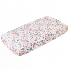 Autumn Diaper Changing Pad Cover by Copper Pearl
