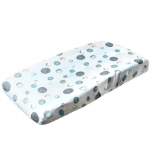 Lunar Diaper Changing Pad Covers by Copper Pearl