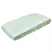 Cusco Premium Diaper Changing Pad Cover by Copper Pearl