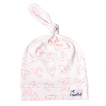 Lola Baby Top Knot Hat
