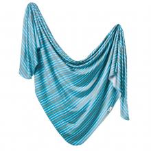 Milo Knit Blanket Single by Copper Pearl