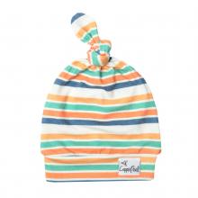 Retro Baby Top Knot Hat