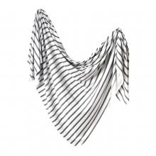 City Knit Swaddle Blanket