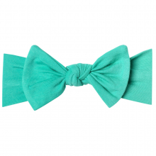 Spout Knit Headband Bow by Copper Pearl