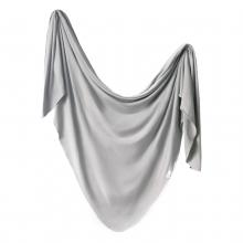 Stone Knit Blanket Single by Copper Pearl