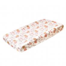 Ferra Premium Diaper Changing Pad Cover by Copper Pearl