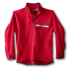 Men's Fleece Throwshirt by Kavu