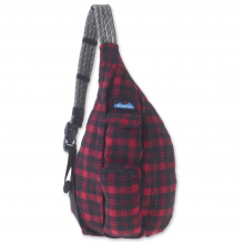 Plaid Rope Bag by KAVU