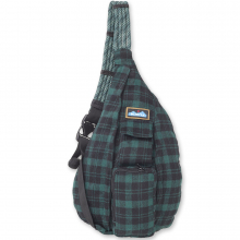 Plaid Rope Bag