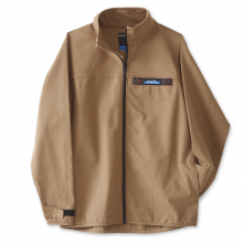 Full Zip Throwshirt by KAVU