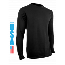 Men's Double Base Layer Crew - Tall