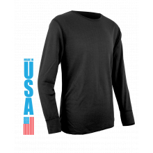 Youth Double Base Layer Crew