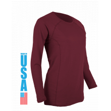 Women's Super Midweight Stretch Crew