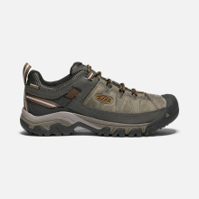 Men's Targhee III Leather Waterproof by Keen in Fairfield IA