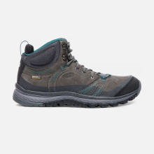 Women's Terradora Leather Mid WP by Keen in Juneau Ak