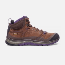 Women's Terradora Leather Mid WP by Keen in Omak Wa