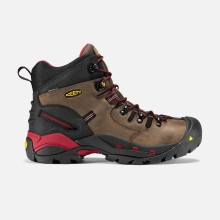 Men's Pittsburgh Waterproof by Keen in Ankeny IA