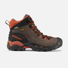 Men's Pittsburgh Soft Toe Wp by Keen in Pueblo Co