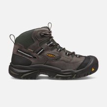 Men's Braddock Mid Waterproof by Keen in Chelan WA
