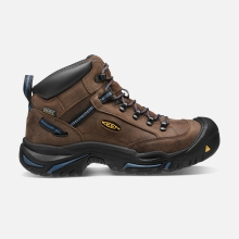 Men's Braddock Mid Al Waterproof by Keen in Chelan WA