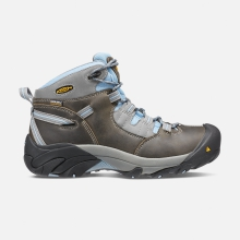 Women's Detroit Mid Soft Toe Wp by Keen in Winsted Ct