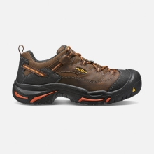 Men's Braddock Low Soft-Toe by Keen