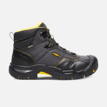 Men's Logandale Mid Waterproof by Keen in Chelan WA