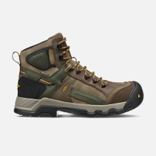 Men's Davenport Mid Al Waterproof by Keen in St Joseph MO