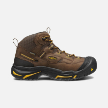 Men's Braddock Waterproof Mid (Soft Toe) by Keen in Chelan WA
