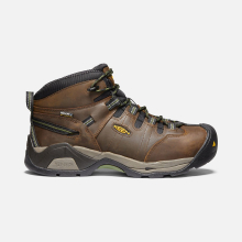 Men's Detroit XT Waterproof Boot (Steel Toe) by Keen