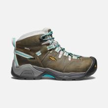 Women's Detroit XT Waterproof Boot (Steel Toe) by Keen in Lafayette CO