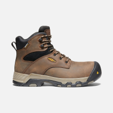 "Men's Rockford 6"" Waterproof (Composite Toe) by Keen"