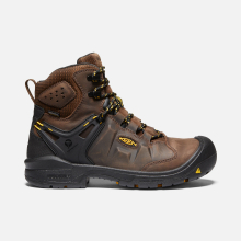 "Men's Dover 6"" WP (Carbon-Fiber Toe) by Keen in San Francisco Ca"