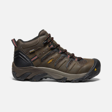 Men's Lansing Mid Waterproof by Keen in Chelan WA