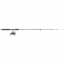 Tanager Camo Tele Spin Combo   Tele-5   20   Split   2.10m   7-20g   Rear Drag   5.5:1   Model #COMBO TANAGER CAMO T-210 7/20 SPIN