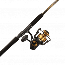 Spinfisher VI Combo | 1 | 5500 | Full | 7' | Medium Heavy | 5.6:1 | 12-20lb | Fast | EVA | Model #SSVI5500701MH by PENN in Chelan WA