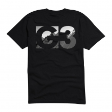 Logo T-Shirt Tantalus by G3 Genuine Guide Gear in San Carlos Ca