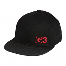 LOGO Flat Brim Cap by G3 Genuine Guide Gear in Grand Junction Co