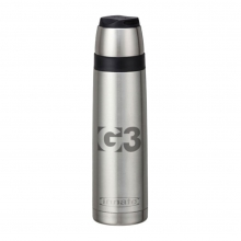 LOGO CHA Vacuum Bottle by G3 Genuine Guide Gear in Boulder Co