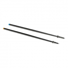 Ski Poles-Carbon Lower Shaft (with guide and ferrule) by G3 Genuine Guide Gear in Sacramento Ca