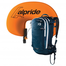 Cabrio 30 AR Backpack w/ Airbag System by G3 Genuine Guide Gear in Nelson Bc