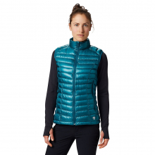 Women's Ghost Whisperer Down Vest by Mountain Hardwear in Arcata Ca