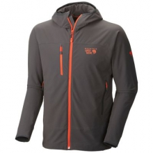 Men's Super Chockstone Jacket by Mountain Hardwear
